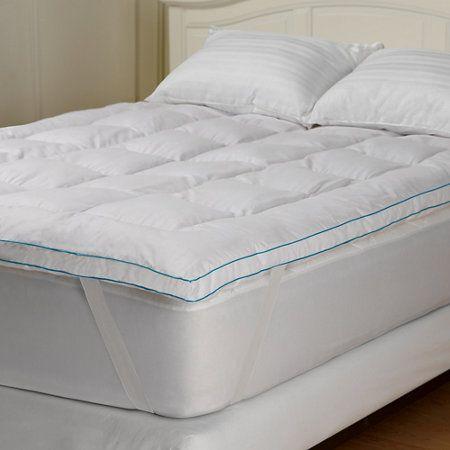 memory loft deluxe gel mattress topper