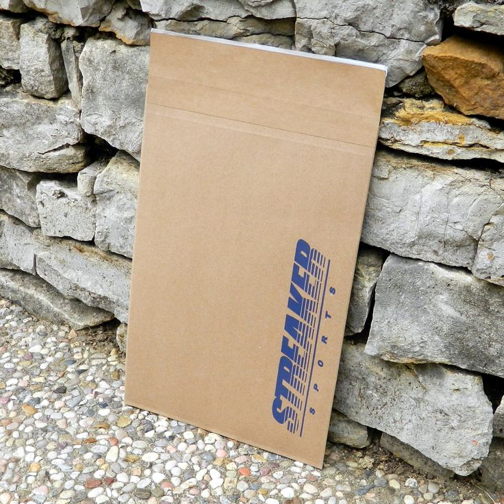 Streakersports.com also uses our custom printed eco natural shipping envelopes. #productpackaging
