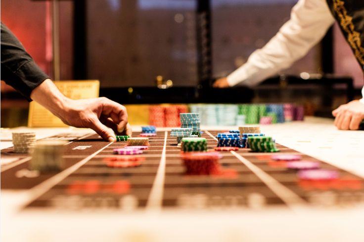 Table de Roulette anglaise au Casino Barrière Menton