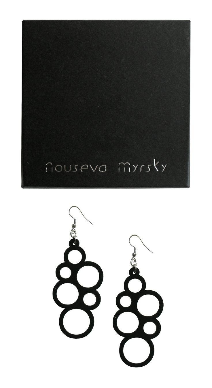 Black Packaging Design. http://shop.nousevamyrsky.fi #packaging