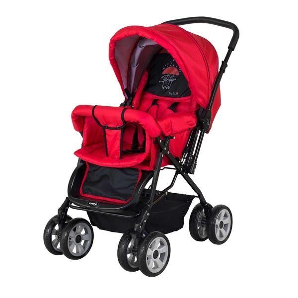 Crystal Baby 212 Mega Çift Yönlü Bebek Arabası
