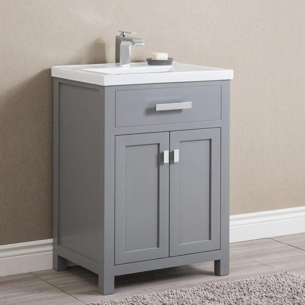 Zipcode Design Knighten 24 Single Bathroom Vanity Set Reviews Wayfair Bathroomimprovement Single Bathroom Vanity 24 Inch Bathroom Vanity Bathroom Vanity