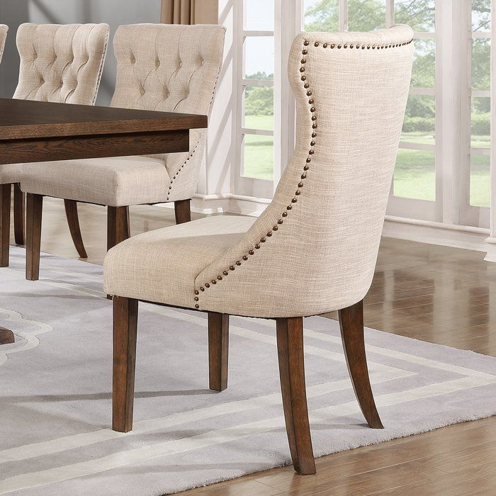 Seaton Upholstered Dining Chair Dinning Room Chairs Dining