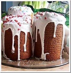 Russian Easter Bread – Kulich