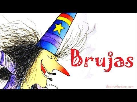 La bruja Brunilda y la alfombra voladora. Cuentos infantiles