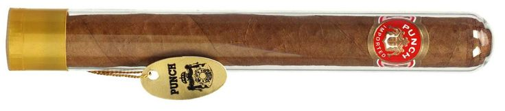 Shop Now Punch Cafe Royale Crystal Tube Cigars - Natural Box of 8 | Cuenca Cigars  Sales Price:  $59.99