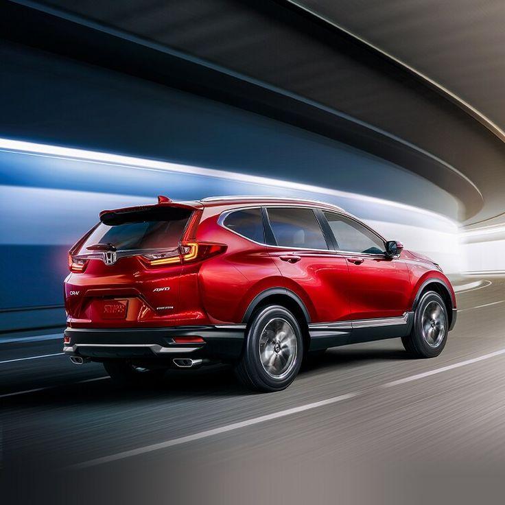 2020 Honda CRV The Midsize Sport SUV Honda Sport