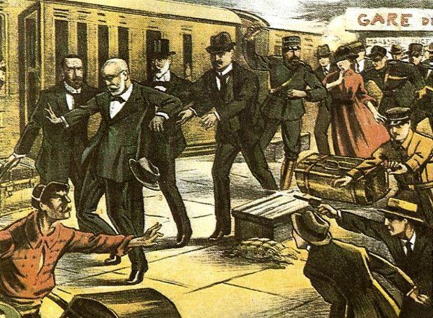 Τα Ιουλιανά (1920): Διήμερο δραματικών συμβάντων με την απόπειρα δολοφονίας του πρωθυπουργού Ελευθέριου Βενιζέλου στο Παρίσι από βασιλόφρονες και τα αντίποινα των βενιζελικών με τη δολοφονία του Ίωνα Δραγούμη στην Αθήνα.