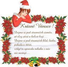 Výsledek obrázku pro vánoční přání text vtipná