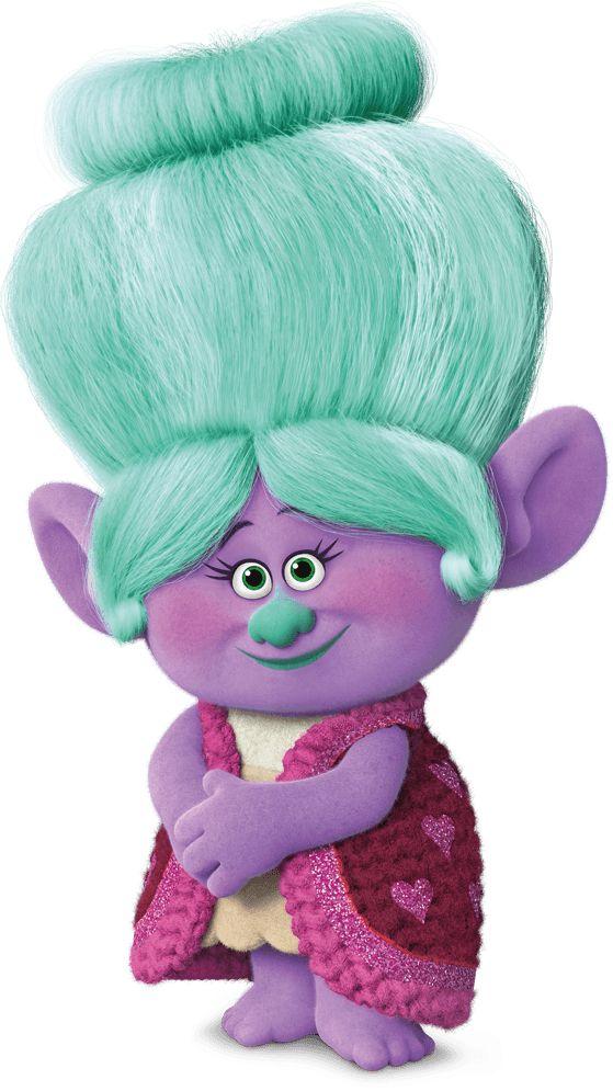 Trolls-Branch's Grandma