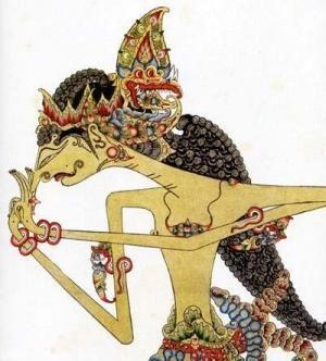 Parikesit, Grand Son of Arjuna