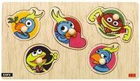 Udviklende legetøj til børn på 1-2 år → Find det bedste her