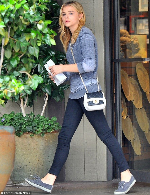 Chloe grace moretz casual style style inspiration pinterest chloe grace moretz chloe and Grace fashion style chicago