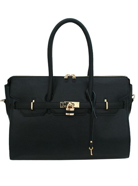#koreanfashion #koreanbags #bags #handbags www.koreanfashionista.com This is for girls who want a stylish work bag; it's perfect for women, who love to dress classy and elegant to work. This black toned back goes with every outfit that you could wear. This is 100% leather; it's made with high quality materials, making the bag long lasting. It's definitely something that every woman should have in their closet.