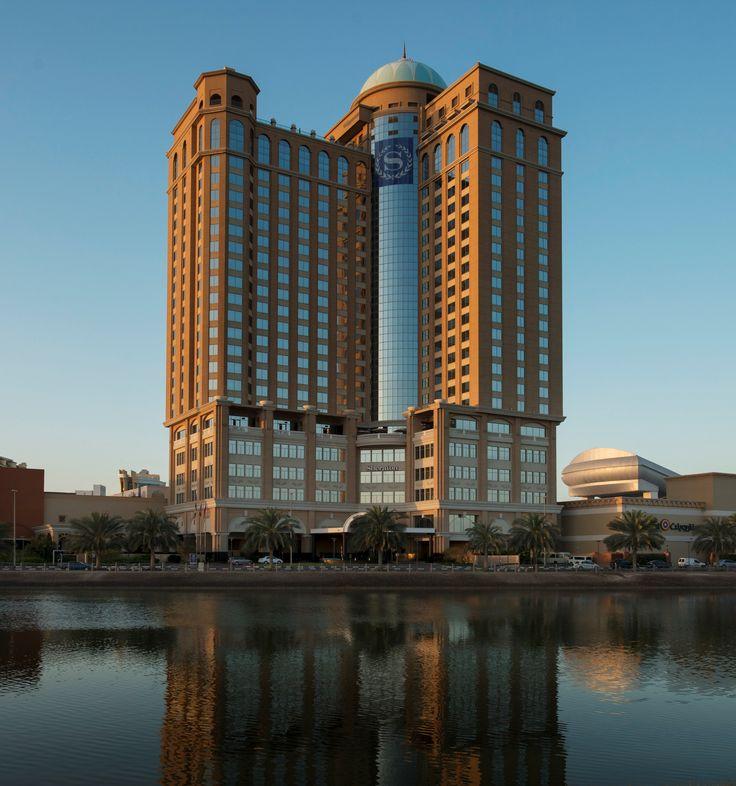 Starwood Hotels Resorts Marks The Opening Of Sheraton Dubai Mall Emirates Hotel