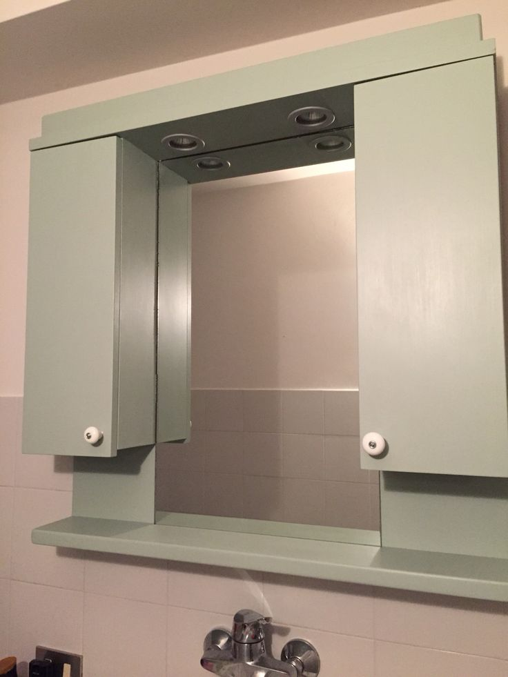 Mobiletto bagno inglenook fusion mineral paint