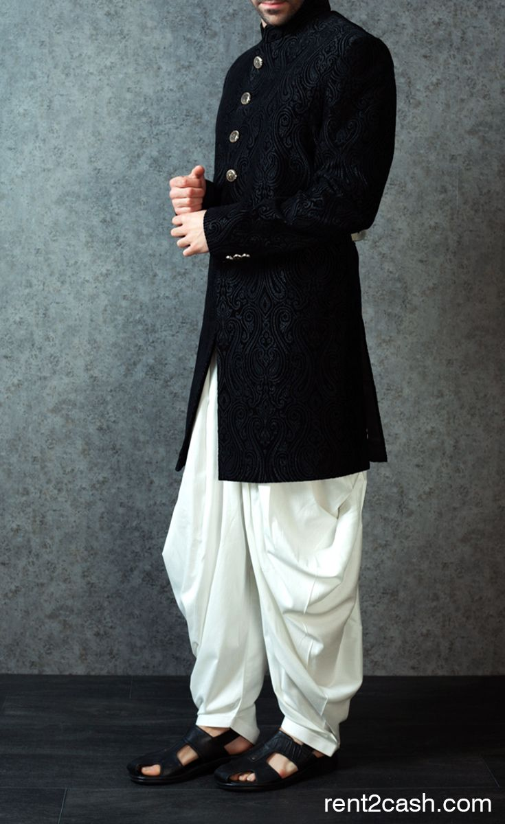 Make your #fashion statement when you wear a #Sherwani on your special #occasion. If you want one for your special day then don't buy it just get #sherwani on #rent from #Rent2cash.com within your budget. #Menswear #Sherwani #indowestern #Rent2cash #mensfashion #menstyle