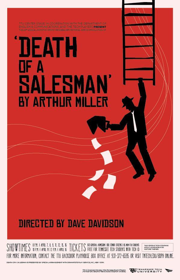 death of a salesman higher english essay