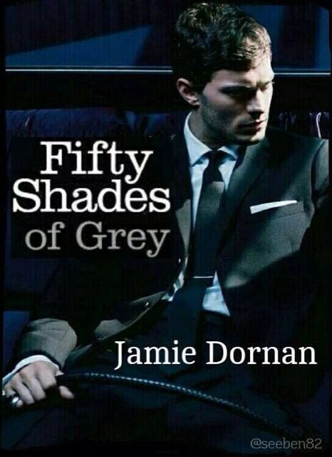 And just when I thought they couldn't find the perfect man to play the part.... The original guy backs out and in walks Jamie.... Perfection