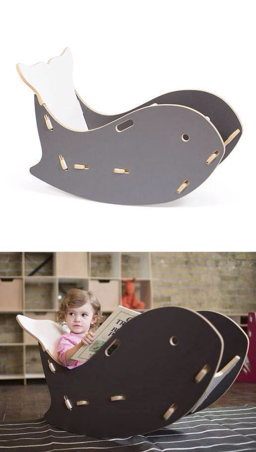 Adorable rocking chair :)
