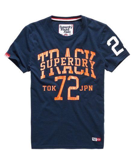 Superdry Camiseta Trackster