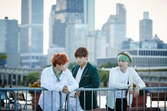 Jimin, V, & Suga --- BTS 'Now 3'