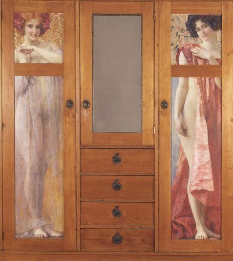 Robert Auer ~ Art Nouveau painter | Tutt'Art@ | Pittura * Scultura * Poesia * Musica |