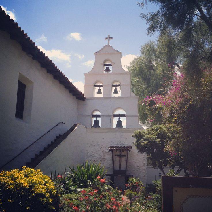 Basilica mission san diego de alcala californias first