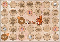 Ideenreise: Spielfeld zum Eichhörnchen