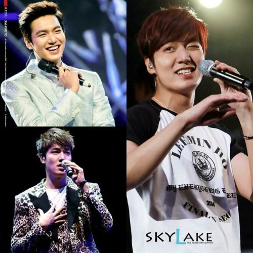 Part 3 Minoz montage about Lee Min Ho in his show.
