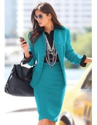 Jessica London Plus Size 3-Piece Suit Wardrober