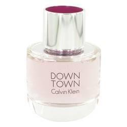 Downtown Eau De Parfum Spray (Tester) By Calvin Klein