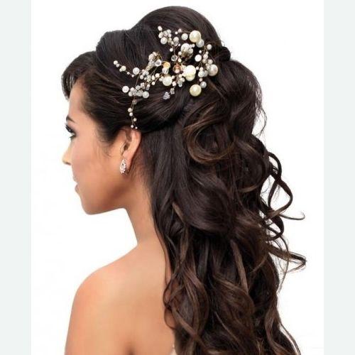 10 Peinados de novia para el día de tu boda | Zapatos y Complementos de Novia - EGOVOLO
