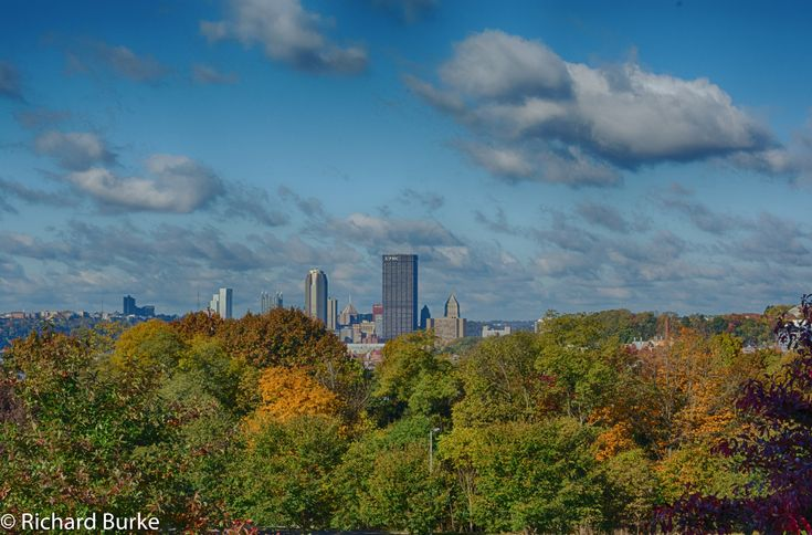 Last week I shared an image of Pittsburgh and received some nice comments. So here is another one shot from the top of Schenley oval in the park adjacent to to Oakland. This one was shot with a tel…