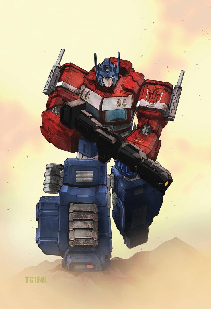 Optimus Prime                                                                                      COOL AS HELL