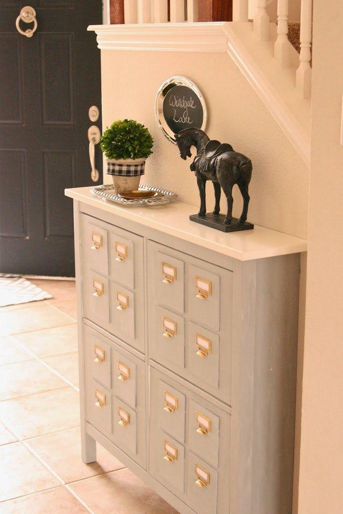 Product Inspiration Hemnes Shoe Cabinet 9