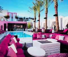 Such a girly pool.