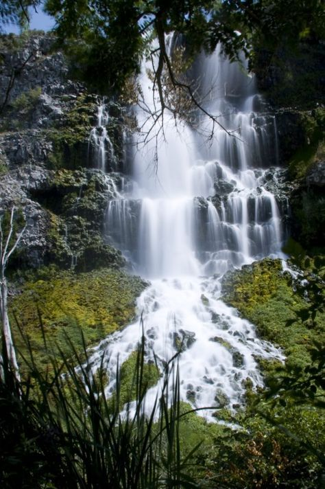 Idaho Attractions - waterfalls