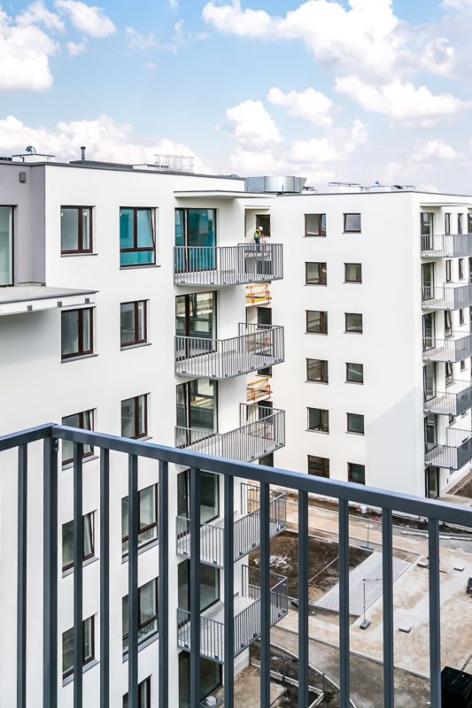 widok z balkonu http://www.budimex-nieruchomosci.pl/poznan-osiedle-przy-rolnej-2/