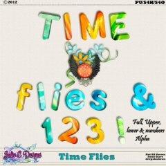 Time Flies Alpha