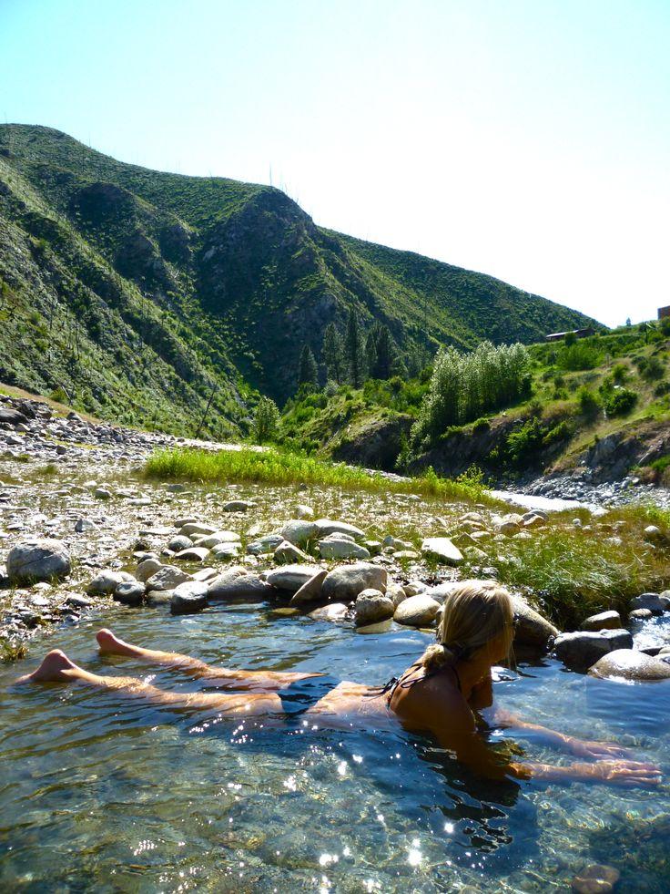 Hot Springs- Idaho