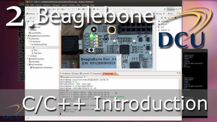 Beaglebone: C/C++ Programming Introduction for ARM Embedded Linux Develo...