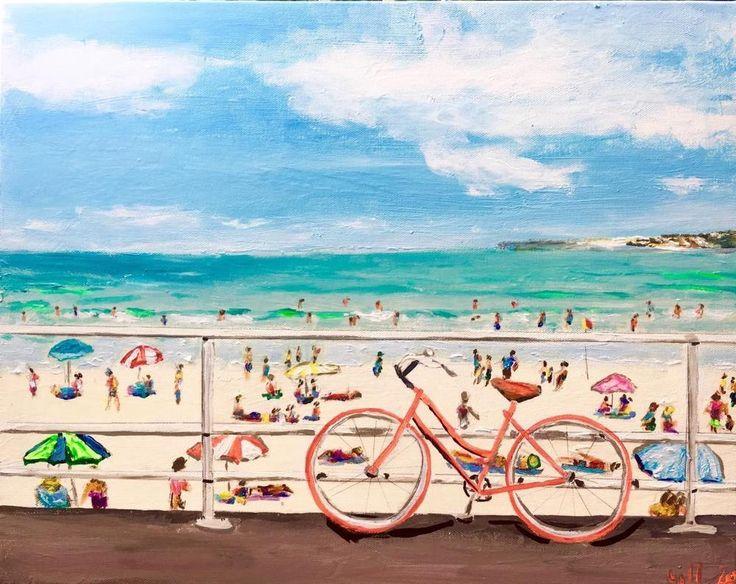 Bondi Beach Living #Abstract