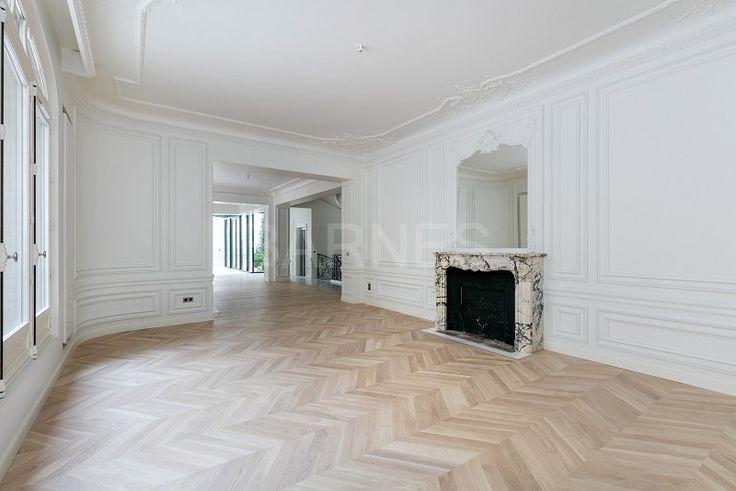 81 avenue Victor Hugo - Paris - Parqueterie Beau Soleil