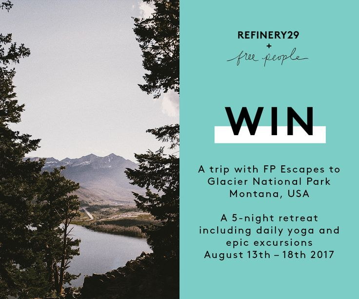Win a luxury retreat with Refinery29 and Free People