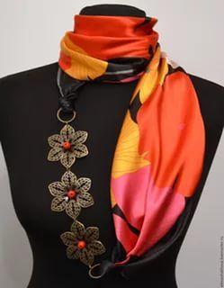 платок колье мастер класс: 25 тыс изображений найдено в Яндекс.Картинках