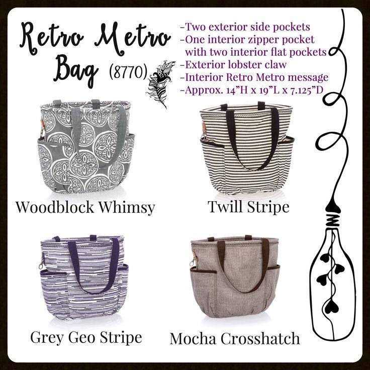Retro Metro Bag, Fall 2017, Thirty-One