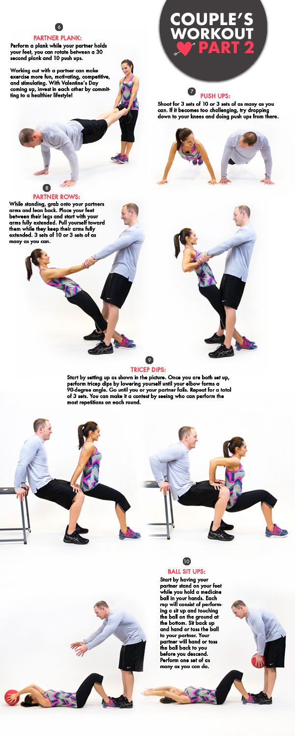 Get fit with your significant other! #idealshape