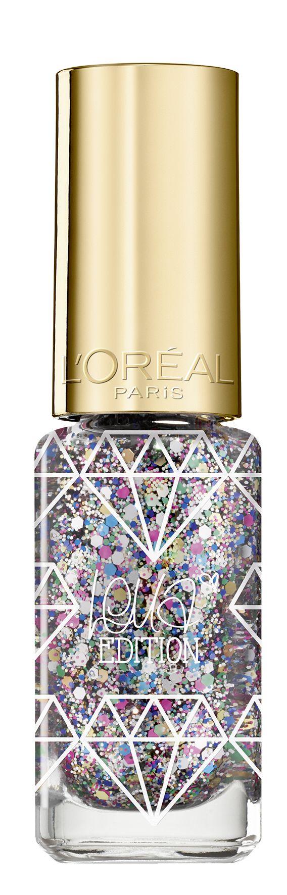 Die Lena Meyer-Landrut Le Vernis - Edition von L'Oréal Paris | #metallicnails http://lounge.loreal-paris.de/