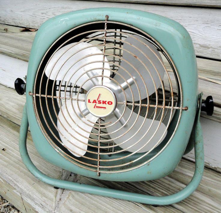 vintage lasko fan